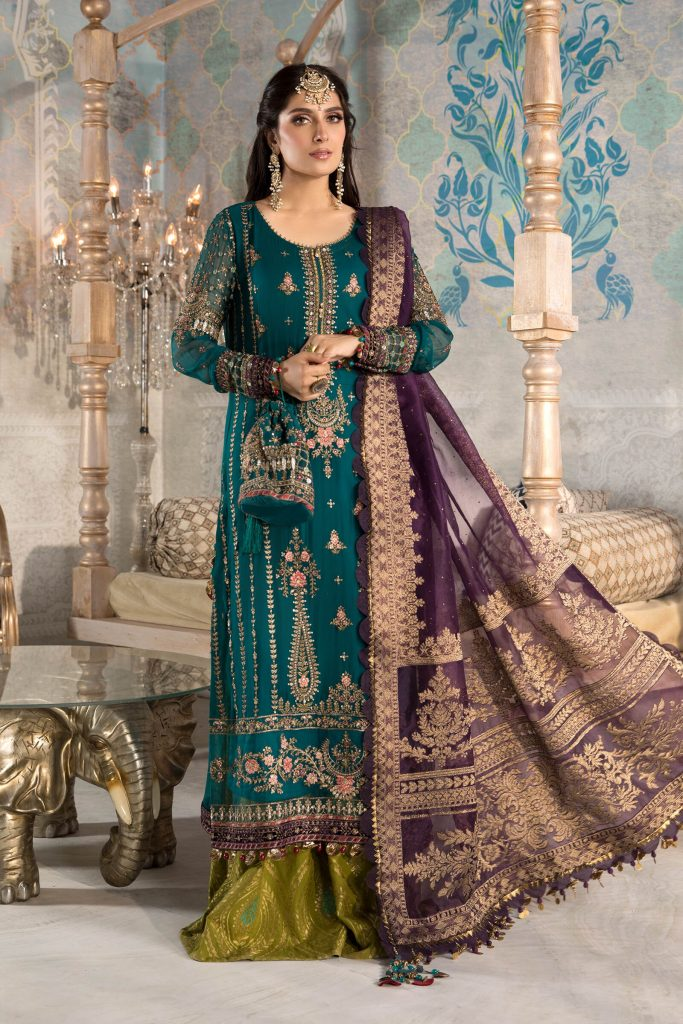 ``MBROIDERED Wedding Collection ``
